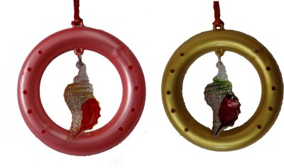 Miracle Ring Dangler - Set of 2 Spanish Touch and Poison Car  Perfume Gel