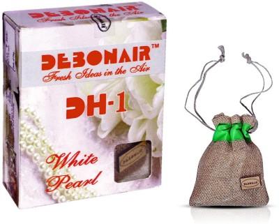 Debonair Debonair White Pearl Car Perfume Gel(20 g)