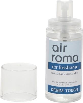 AirRoma Aqua Lime Fresh, Denim Touch, Fresh Lavender, Indian Rose Home Liquid Air Freshener(350 ml)
