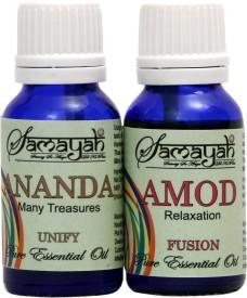 Samayah Fusion, Blended Home Liquid Air Freshener(98 g)