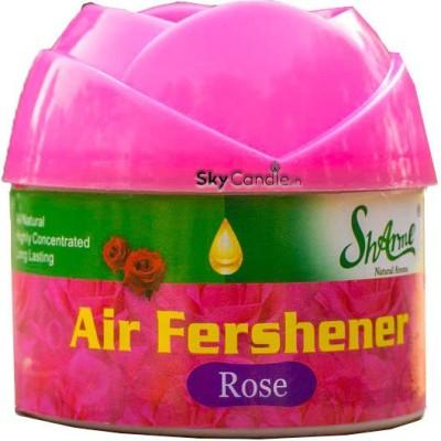 Skycandle.in Rose Car  Perfume Gel