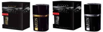 Areon Gold, Silver Car  Perfume Liquid