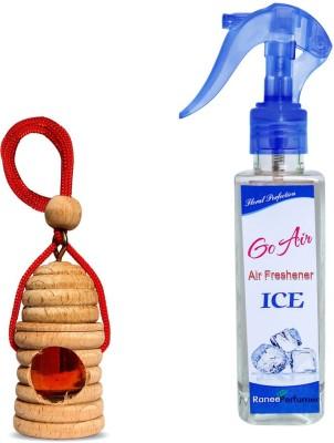 Auto Pearl Ice Car  Perfume Liquid