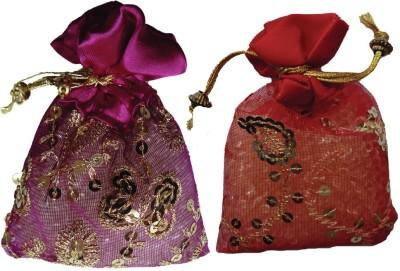 Miracle Perfume Potli - Set of 2 Rose Kesar Chandan and Lavender Car  Perfume Gel