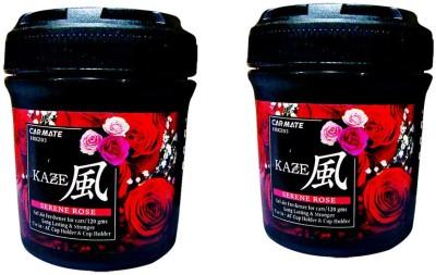 Auto Pearl Serene Rose Car  Perfume Liquid
