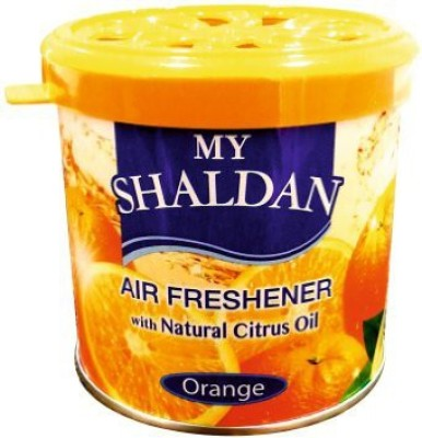 My Shaldan Orange Gel Air Freshener