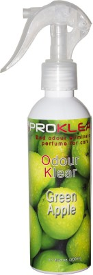ProKlear Green Apple Car  Perfume Liquid