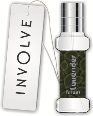 Involve Rainforest Lavender Car  Perfume Liquid