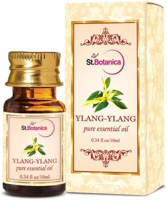 StBotanica Ylang-Ylang Pure Aroma Essential Oil, 10ml