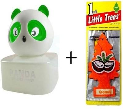 Panda Car  Perfume Gel