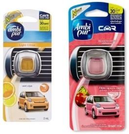Ambi Pur Car Perfume Liquid