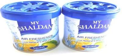 My Shaldan Squash Car Perfume Gel(160 g)