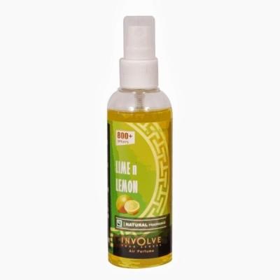 Involve Lime & Lemon Water based Spray Car  Perfume Liquid