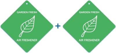 Edelcrafts Hanging Paper Home Bar Air Freshener