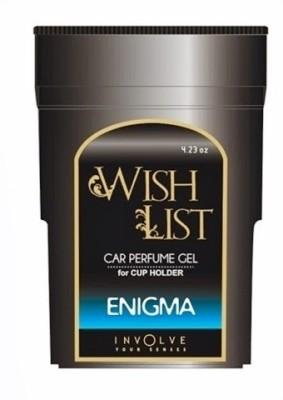 Involve Wishlist Enigma Car  Perfume Gel