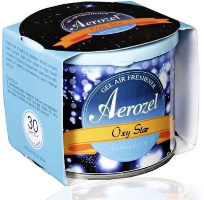 Aerozel Oxystar Car Perfume Gel