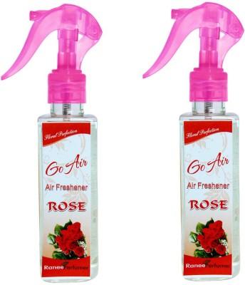 Auto Pearl Rose Car  Perfume Liquid