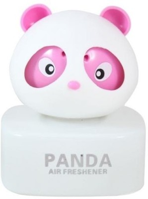 Panda Panda Car Natural Air Freshner Freshener Gel Perfume-Pink Rose Liquid Air Freshener