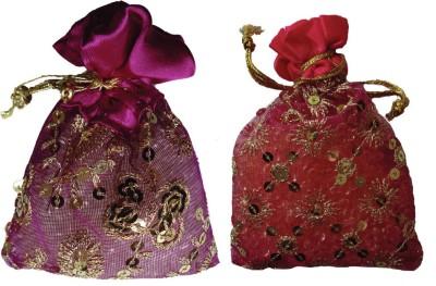 Miracle Perfume Potli - Set of 2 Lavender and Cologne Car  Perfume Gel
