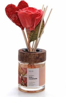 Deco Aro Rose Car  Perfume Liquid