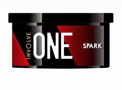 Involve One Spark Organic Leak Proof Car Perfume