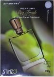 Stinzo Purity Car  Perfume Liquid (200 g...