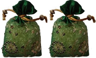 Miracle Perfume Potli - Set of 2 Mogra Car  Perfume Gel