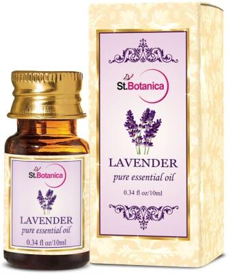 StBotanica Lavender Pure Aroma Essential Oil, 10ml