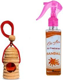 Auto Pearl Sandal Car Perfume Liquid