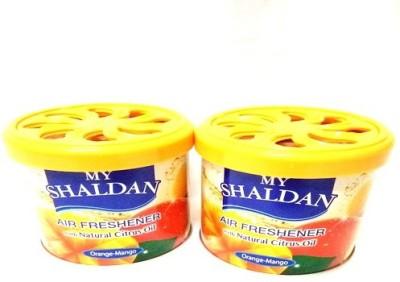 My Shaldan Orange-Mango Car Perfume Gel(160 g)