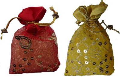 Miracle Perfume Potli - Set of 2 Rose Kesar Chandan and Keora Car  Perfume Gel