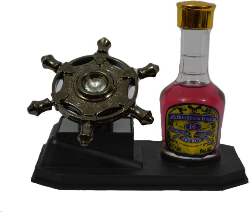SYS Rose Car  Perfume Liquid(35 ml)