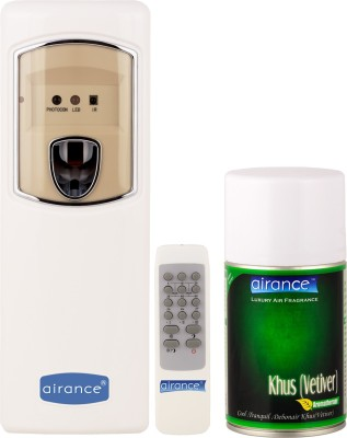 Airance Khus (Vetiver) Home Liquid Air Freshener(250 ml)