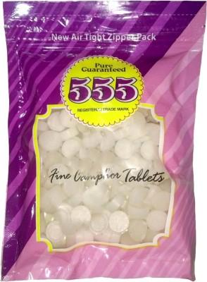 555 Fine Camphor Tablets CAMPHOR Home Bar Air Freshener
