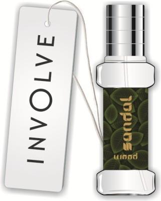 Involve Rainforest Sandalwood Car  Perfume Liquid