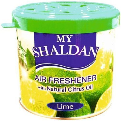 My Shaldan Lime Car Perfume Gel(80 g)