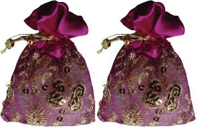 Miracle Perfume Potli - Set of 2 Lavender Car  Perfume Gel