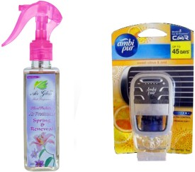 Auto Pearl Sweet Citrus Car  Perfume Liquid