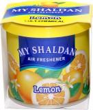 Car Studio Lemon Car  Perfume Gel (80 g)