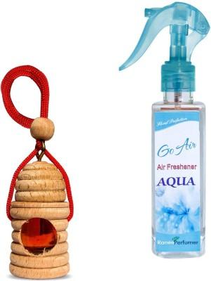 Auto Pearl Aqua Car  Perfume Liquid