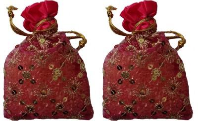 Miracle Perfume Potli - Set of 2 Raat Rani Car  Perfume Gel