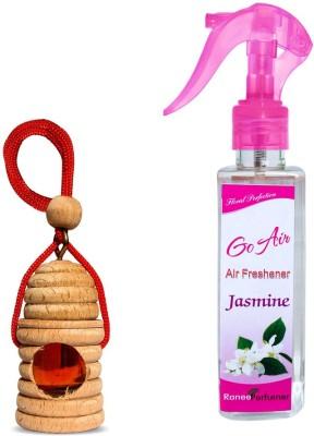 Auto Pearl Jasmine Car  Perfume Liquid