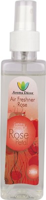 Aroma Decor Rose Home Liquid Air Freshener