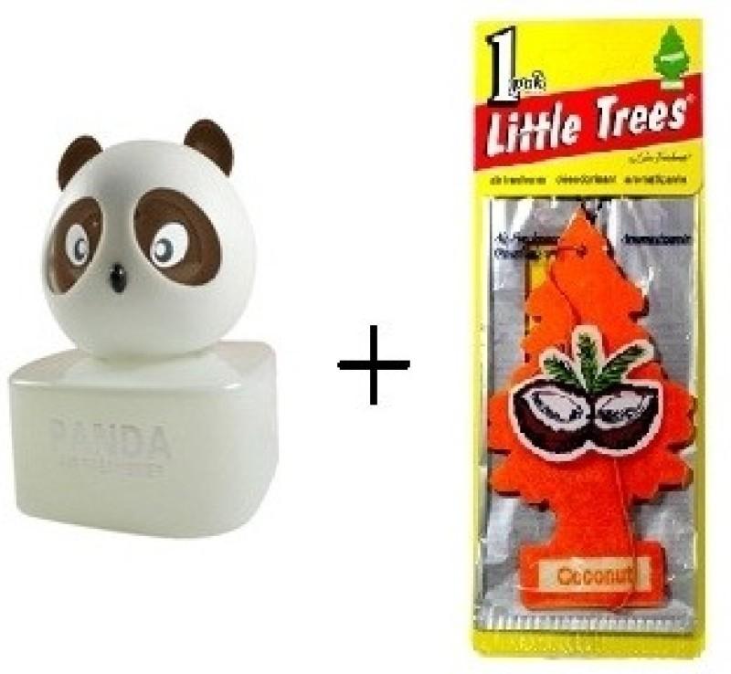 Panda Creation Brown Musk Car  Perfume Gel(250 g)