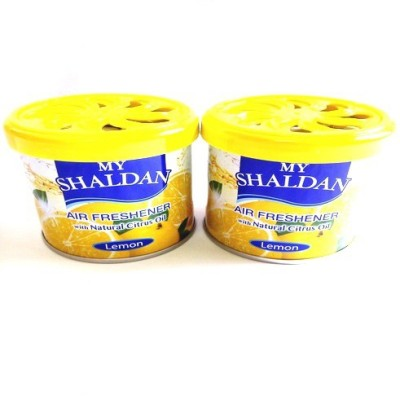 My Shaldan Lemon Car Perfume Gel(160 g)