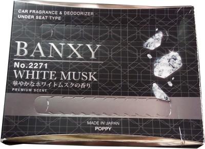 Autodoc White Musk Car Perfume Gel(180 g)