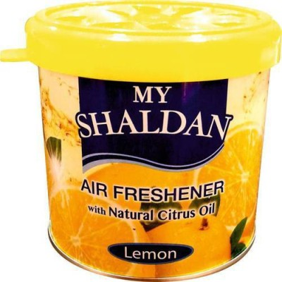 My Shaldan Lemon Car Perfume Gel(80 g)