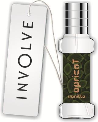 Involve Rainforest Apricot Vanilla Car  Perfume Liquid