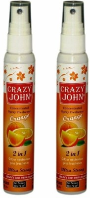 Crazy John Car Perfume Liquid