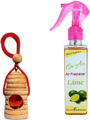 Auto Pearl Lime Car  Perfume Liquid